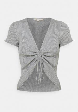 MILINO - Basic T-shirt - argent
