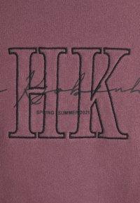 Han Kjøbenhavn - ARTWORK CREW - Sweatshirt - faded dark red - 6