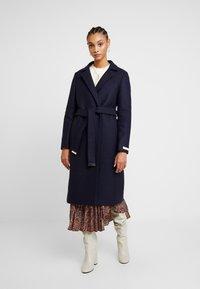 Ted Baker - CHELSYY - Classic coat - blue - 0