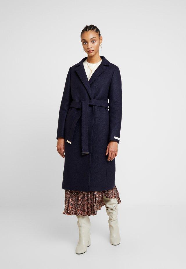 CHELSYY - Classic coat - blue