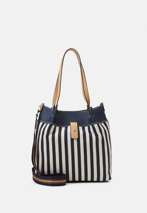 GINA - Bolso shopping - mixed blue