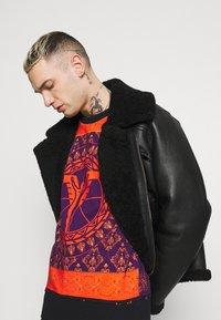 Carlo Colucci - UNISEX - Sweatshirt - black - 3