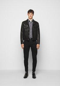 KARL LAGERFELD - MODERN FIT - Shirt - black - 1