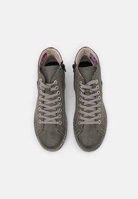 Rieker - Lace-up ankle boots - grau - 5