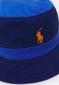 Polo Ralph Lauren - CHINO BUCKET HAT UNISEX - Kapelusz - fall royal/new iris - 5