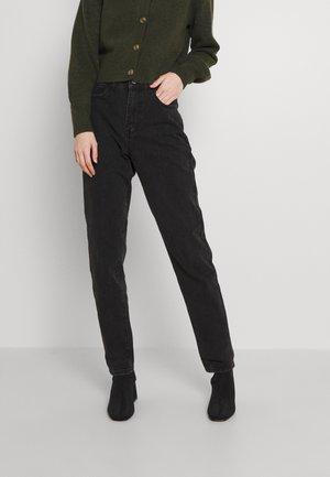 VIMOMMIE JENNIFER MOM  - Relaxed fit jeans - black denim