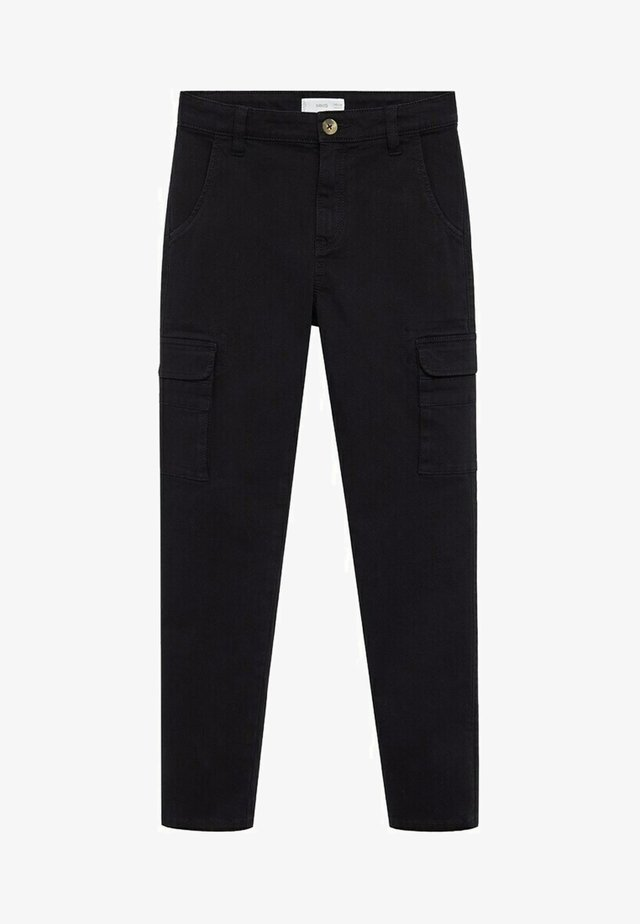 Cargo trousers - zwart