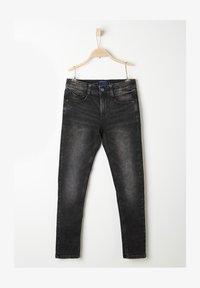 s.Oliver - Jeans Skinny Fit - dark grey - 1