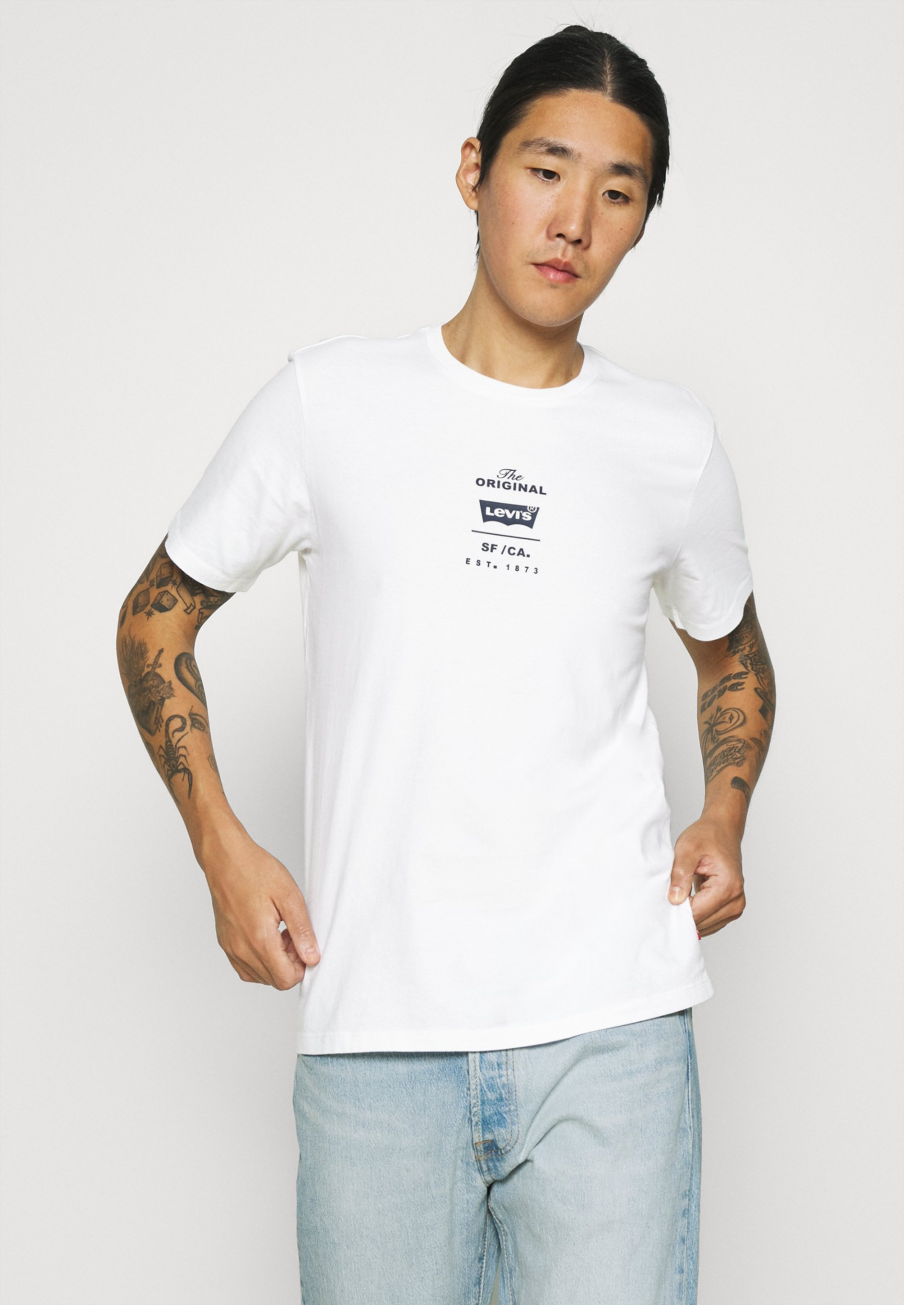 Homme HOUSEMARK GRAPHIC TEE - T-shirt imprimé