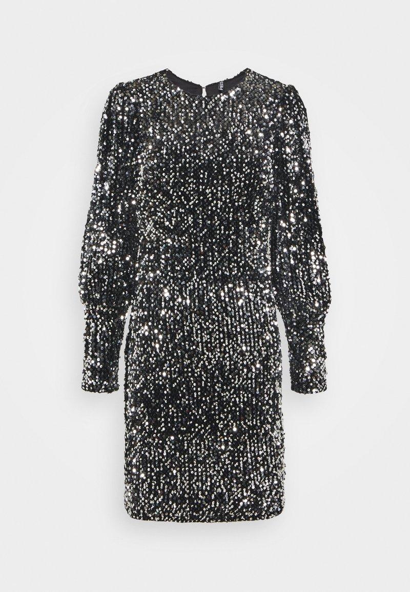 Pieces - PCDIZZIE DRESS - Cocktail dress / Party dress - black