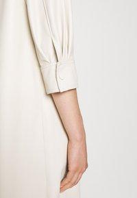 Marella - BRONTE - Shirt dress - bianco lana - 6