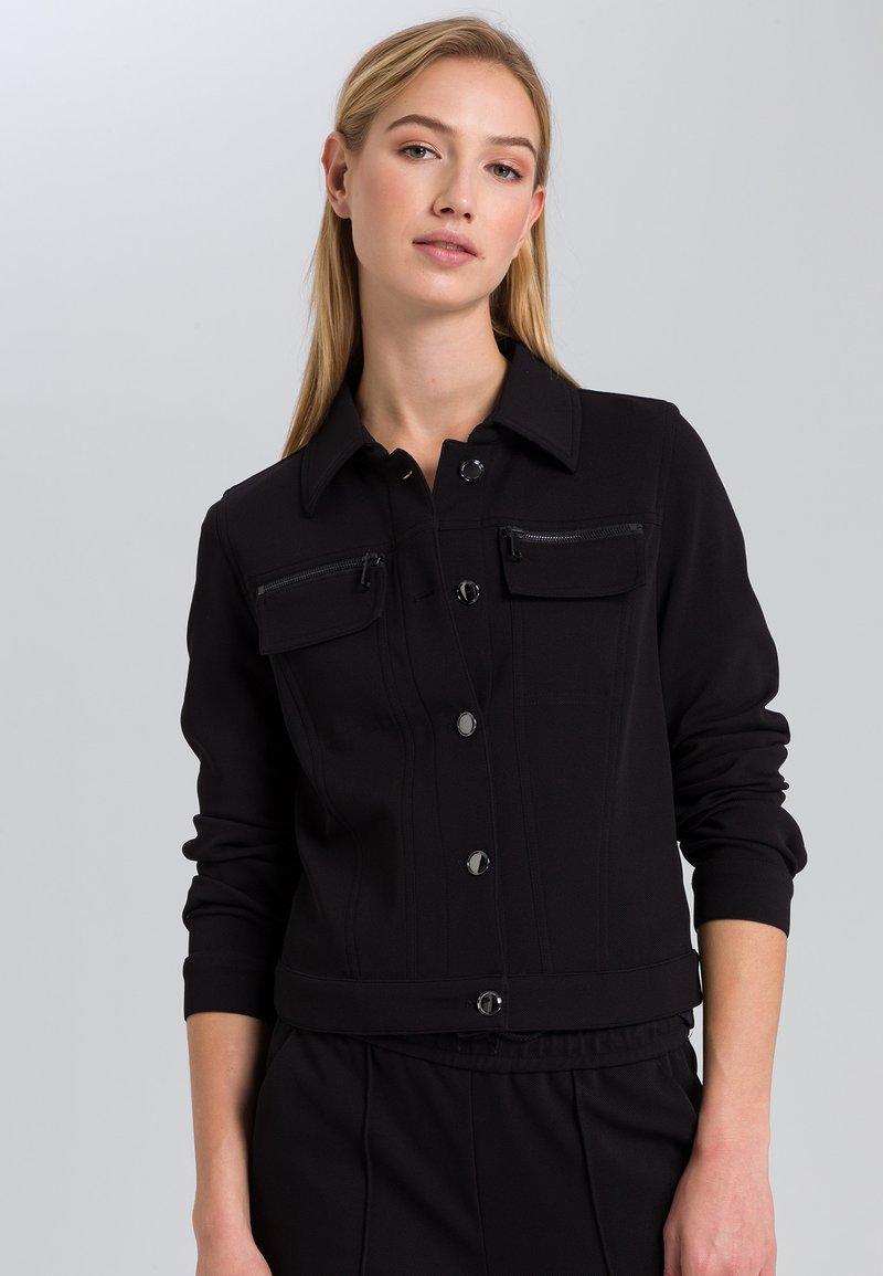 Marc Aurel - Summer jacket - black