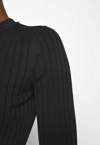 ARKET - Long sleeved top - black - 3