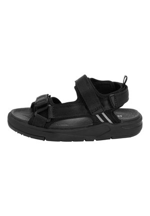 CHUNKY  - Walking sandals - black