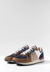 Pepe Jeans - TINKER PRO SUMMERLAND - Sneakersy niskie - sand - 2
