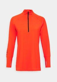 LONGSLEEVE - Treningsskjorter - activ orange