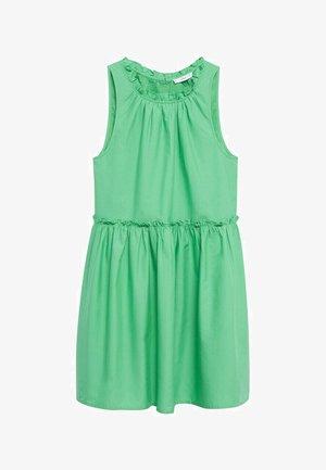 MIKONOS - Day dress - groen
