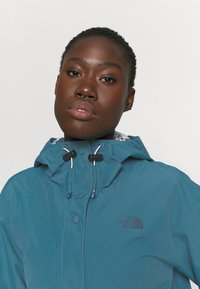 The North Face - LIBERTY WOODMONT RAIN JACKET - Regenjacke / wasserabweisende Jacke - mallard blue - 3