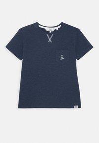Ebbe - GILBERT TEE - Print T-shirt - navy - 0