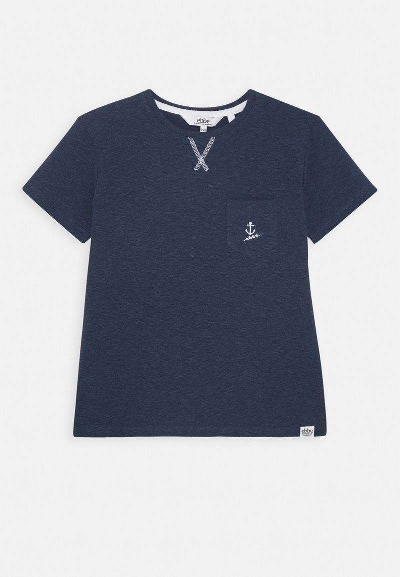 Ebbe - GILBERT TEE - Print T-shirt - navy