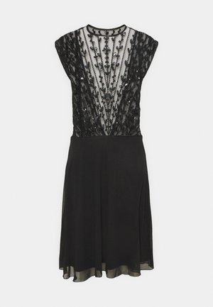 LADIES DRESS - Cocktailkjole - black