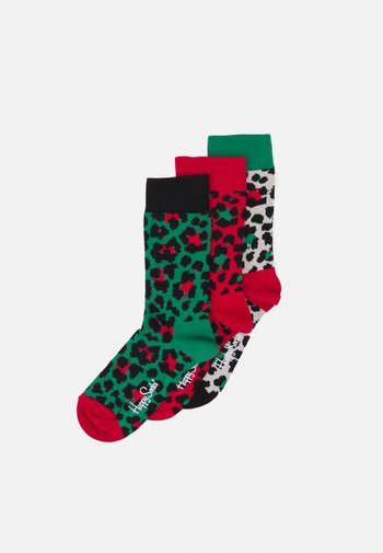 CHRISTMAS LEO 3-PACK - Chaussettes - multi
