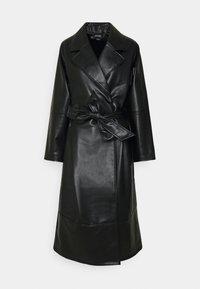 KYLIE COAT - Cappotto classico - black