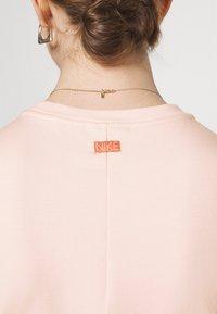 Nike Sportswear - Shift dress - orange pearl/terra blush - 5