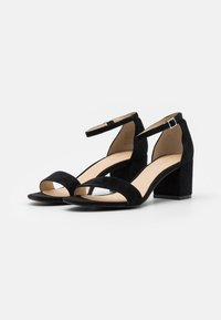 Anna Field - LEATHER - Sandals - black - 2
