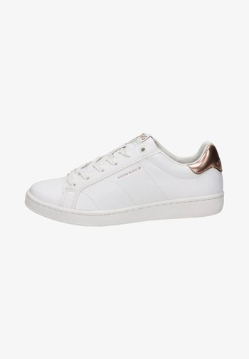 Trainers - rose goud