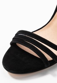 Even&Odd - LEATHER - High heeled sandals - black - 2