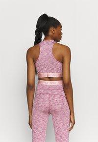 Nike Performance - TANK  - Débardeur - sweet beet/pink glaze/white - 2