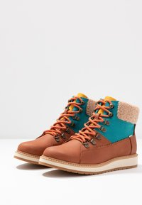 TOMS - MESA - Ankle boots - brown - 4