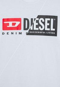 Diesel - UNISEX - Print T-shirt - bianco - 2