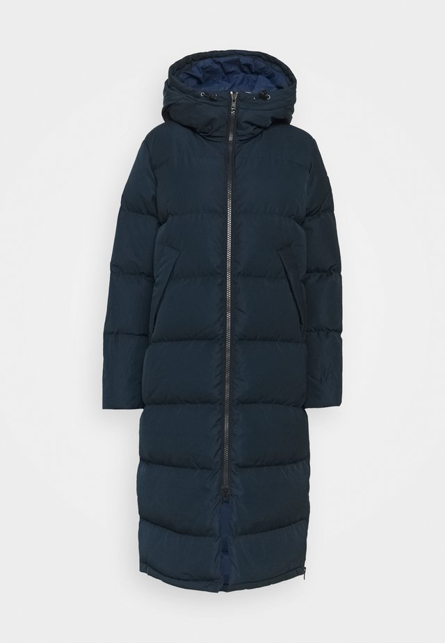BIELLA COAT - Down coat - navy