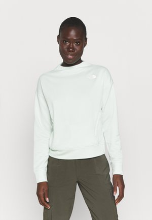 BASIN - Sweatshirt - green mist heather
