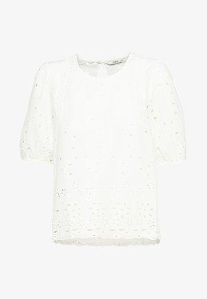 ONLAMABEL - Bluser - white