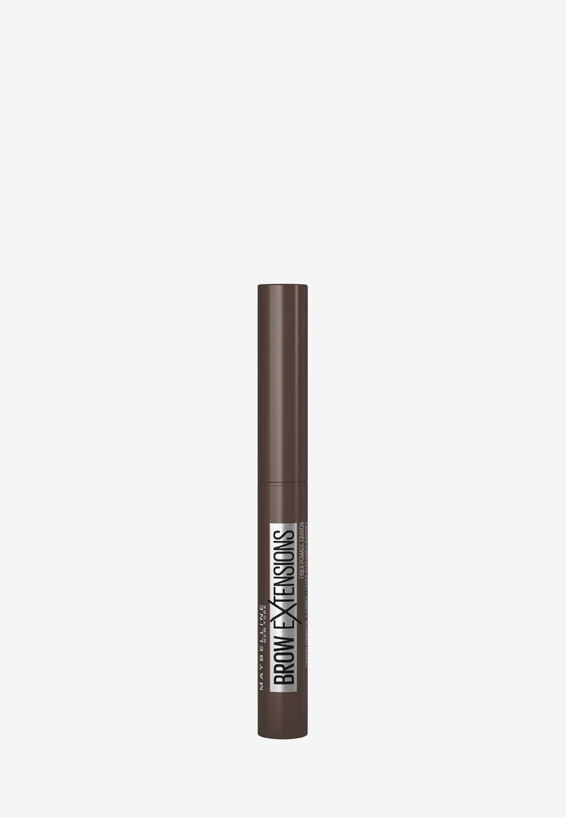 Maybelline New York - BROW EXTENSIONS - Eyebrow pencil - 6 deep brown