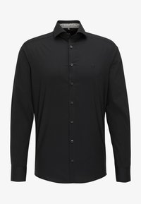 Carlo Colucci - BUSINESS-STRETCH - Formal shirt - schwarz - 4