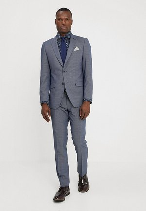 SUIT MODERN FIT - Suit - light blue
