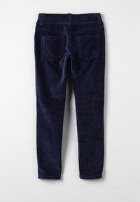 Benetton - TROUSERS - Kalhoty - dark blue - 1