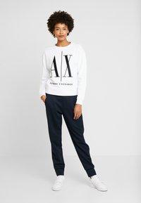 Armani Exchange - Sweatshirt - white - 1