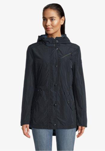 MIT KAPUZE - Light jacket - dunkelblau