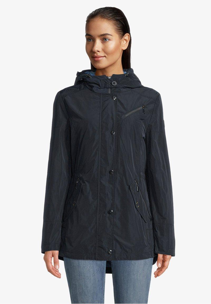 Gil Bret - MIT KAPUZE - Light jacket - dunkelblau