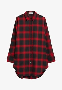 Mango - GRUNGE - Button-down blouse - rød - 7