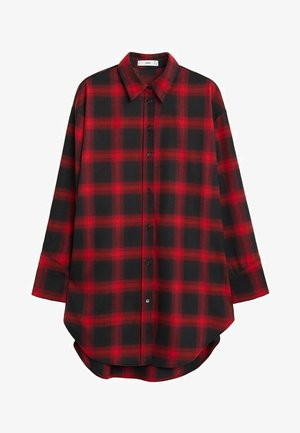 GRUNGE - Skjortebluser - rød