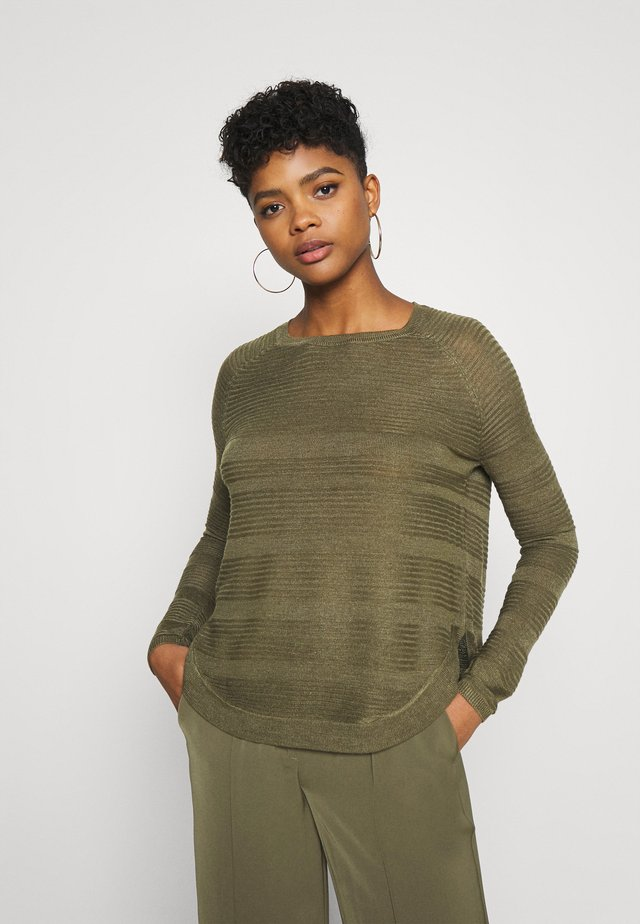 CAVIAR - Pullover - dark green