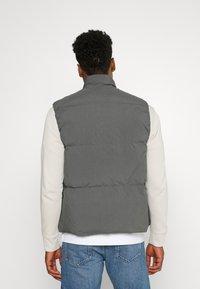 ARKET - Waistcoat - grey - 2
