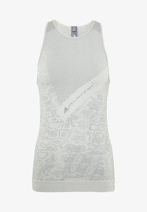 TANK - Topper - light grey