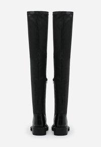 Zign - Over-the-knee boots - black - 3